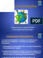 Transicion Demografica UNC