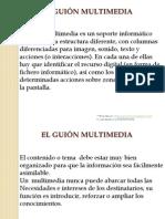 GUIÓN MULTIMEDIA pdf