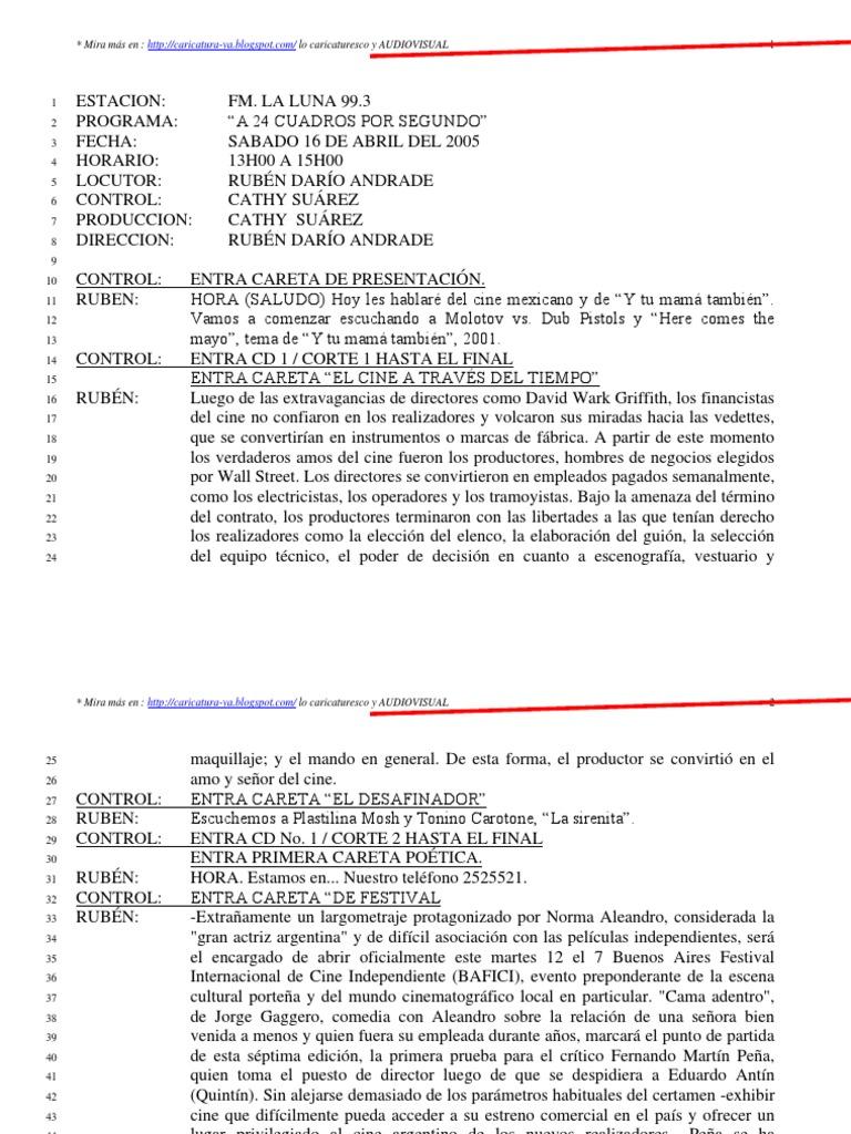 Fantástico Plantilla De Propuesta De Programa De Radio Foto ...