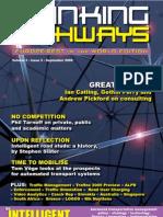 Thinking Highways Europe/RoW Sep 08