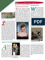 Christmas Newsletter 2011