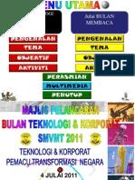 Bulan Korporat&Teknlogi&Julaibulanmembaca2011