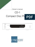 Lyngdorf CD 1