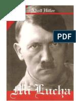 Portada Del Libro Mi Lucha de Adolfo Hitler y El Barco de Los Muertos de B.traven