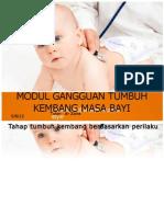 Modul Gangguan Tumbuh Kembang Masa Bayi