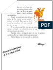 Carta Para Encontristas