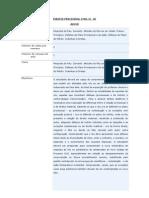 Direito Processual Civil II - 2011.2