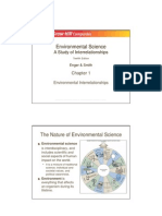 Evr Lecture 1 Intro to Environmental Science