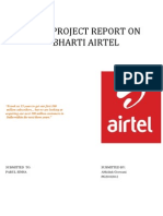MTS Report Airtel