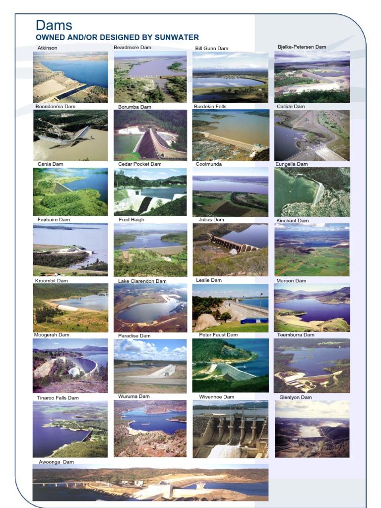 SunWater Dams 2011 | Spillway | Dam