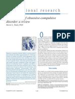 Genetics of Ocd Review
