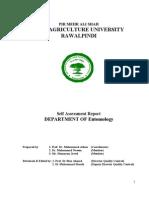 SAR Department of Entomology