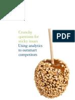 deloitte analytics- crunchy