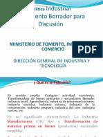 Presentación-Revisión-Política Industrial-13062011
