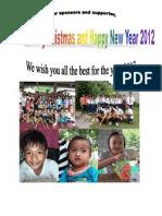 2011 New Year Yayasan