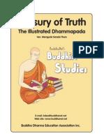 Dhammapada Illustrated Unlocked
