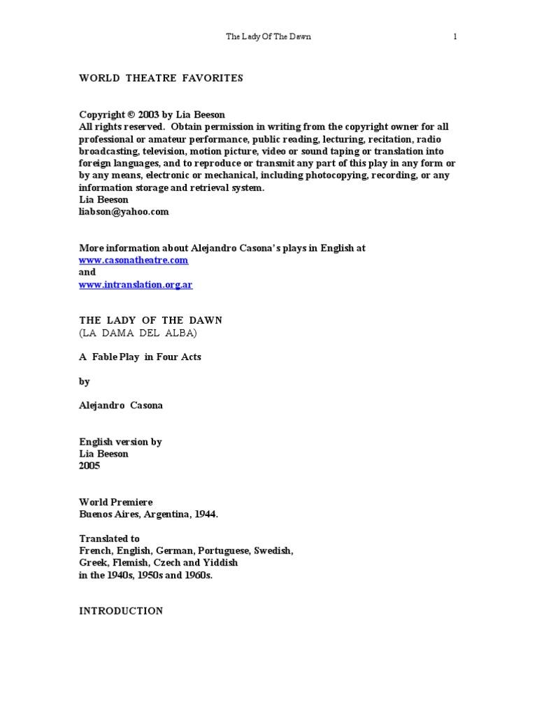 The white apron english translation - The White Apron English Translation 51