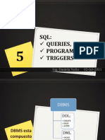 SQL presentación