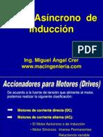 Motores Asincrónicos de Inducción