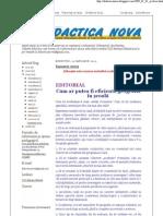 Didactica Nova_ Ianuarie 2009