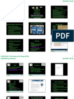 TGR Greening Your Office Handout 9/page