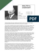 Walter Andrew Shewhart