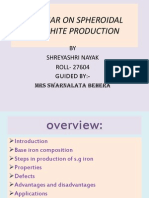 Sg Iron Production