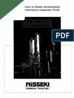 電容器絕緣油BDV-黏度_SAS-40E