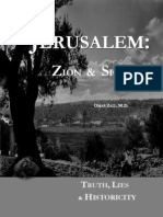 Jerusalem Sion & Zion Final Revision June 2010