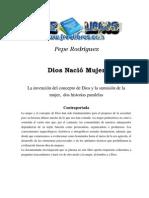 Rodriguez Pepe - Dios Nacio Mujer