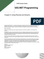 ADO and ADO.net Programming