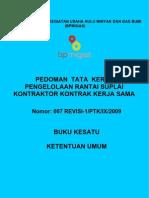 Pedoman Tata Kerja Bpmigas 2009 - Part 2