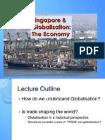 SSA2211 Lecture 9 the Economy