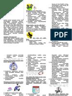 Leaflet Jiwa Keteraturan Minum Obat