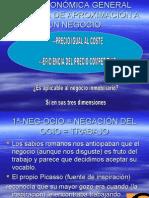 PRESENTACIÓN ISAAC PRECIO = COSTE