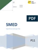 1-projet thématique SMED