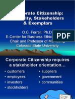 Corporate Citizenship 110