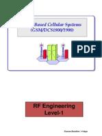 GSM Based Cellular_RF Level 1