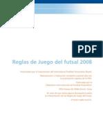 Reglas de Fútbol Sala