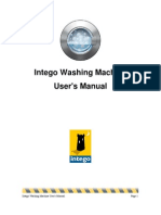 Manual Washing Machine En