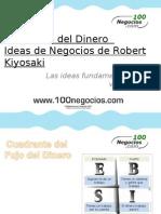 Secreto del Dinero - Ideas de Negocios de Robert Kiyosaki - Padre Rico, Padre Pobre