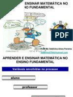 aprendereensinarmatemticanoensinofundamental-090312185943-phpapp02
