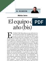 Waterpolo Femenino en La Vanguardia