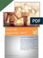 Livro de memórias 2011