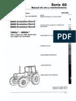 Manual de Uso y Mantenimiento Tractores Landini Serie_60