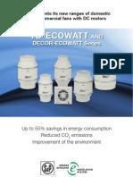 Catalogue TD DECOR ECOWATT English