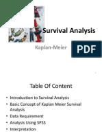 Survival Analysis Presentation