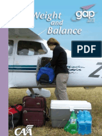 Weight and Balance GAP