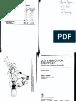VLSI Fabrication Principles_Ghandi (Wiley, 2E)