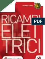 o0110703 Catalogo Ricambi Elettrici 2011